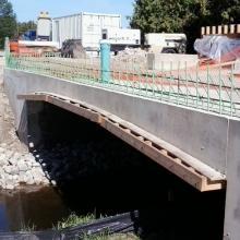 Bridgework Post Construction